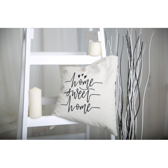 Подушка декоративная с хвойными опилками, 40*40