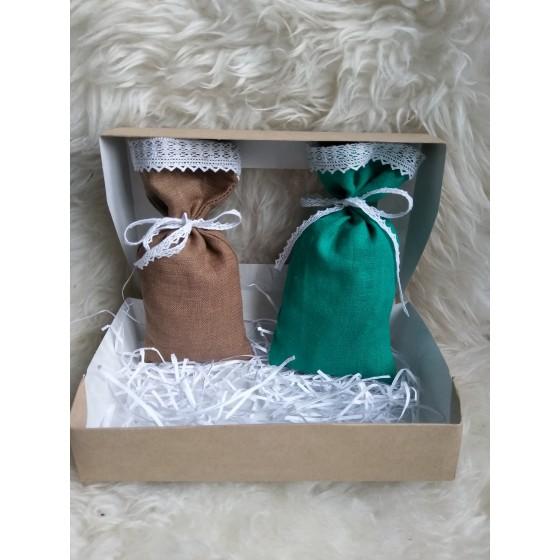Подарочный набор саше + саше