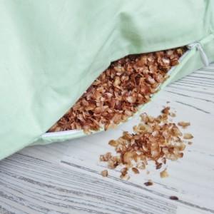 Подушка с пленкой ядра кедрового ореха, 40*60