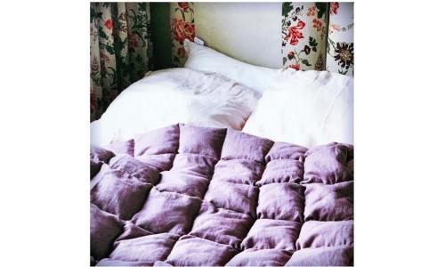 сенсорное гречневое утяжеленное одеяло